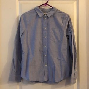 Madewell Broadway & Broome oxford shirt. Medium.